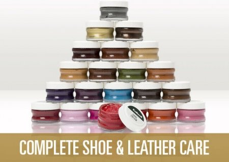 Shoe and Leather Care
