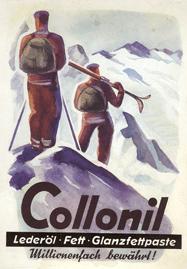 Collonil Poster